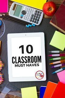 This post is perfect for new teachers! 10 classroom must haves for any elementary classroom! Teacher Must Haves, Classroom Organisation, Educational Websites, New Teachers, Early Childhood Education, Kindergarten Classroom, Fun Learning, Texas, Teaching