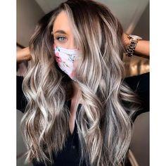 Full Balayage, Balayage Hair, Blonde Bayalage Hair, Brown Blonde Hair, Medium Hair Styles, Curly Hair Styles, Chocolate Blonde, Brunette To Blonde, Hair Colorist