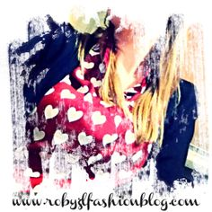 It 's a  #matter of #hearts :) #shir #ootd #look #fashion #fabiovolo #quote now on my #fashionblog www.robyzlfashionblog.com