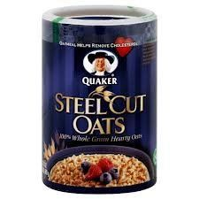 Quaker Steel Cut Oats 24oz Canister Pack of 3 >>> You can find out more details at the link of the image.