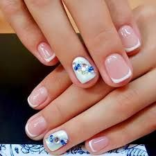 Resultado de imagen para decoraciones de uñas para niñas Lily, Tacos, Beauty, Polish Nails, Decorations, Little Girl Nails, Nail Decorations, Glue On Nails, Hot Pink