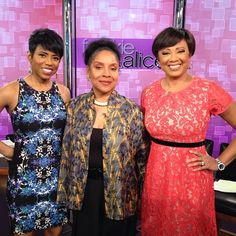 So thrilled to talk #frankieandalice & so much more with the lovely #phyliciarashad on #newyorklivetv