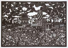 London Paper Cut | Flickr - Photo Sharing!