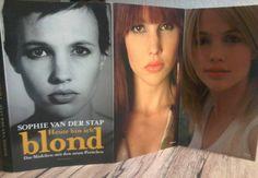Buch:  HEUTE BIN ICH BLOND von Sophie van der Stap