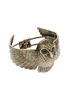owl bangle...need it!