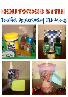 Teacher easter basket idea basket ideas easter baskets and children s frugal hollywood style teacher appreciation gift ideas negle Gallery