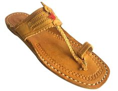 11f95c3e0e94d4 Us Women Traditional Kolhapuri Slipper Chappal Jutti Indian Saree Shoes