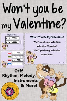 Excellent Orff lesson that you can use with multiple grade while addressing different rhythmic concepts! Fun and engaging melody and instrument activities too!
