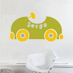vinilo-coche-lagoa-1 Gabriel, Google, Home Decor, Kids Rooms, Vinyls, Yurts, Archangel Gabriel, Decoration Home, Room Decor