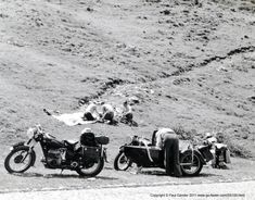 Brough Superior SS100, Brough Superior, 1953 European Trip, Triumph Thunderbird, Triumph Motorcycles