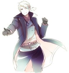 Prussia and all his awesomeness