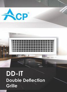 Grila dubla deflexie DD-IT Double deflection grid DD-IT Air Supply, Ventilation System, Romania, Grid, Home Appliances, Decor, House Appliances, Decoration, Appliances