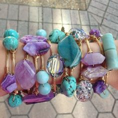 bourbon and bowties Stone Jewelry, Wire Jewelry, Beaded Jewelry, Handmade Jewelry, Hippie Jewelry, Jewellery, Bracelet Making, Jewelry Making, Bourbon And Bowties
