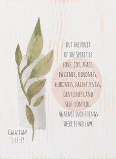 Galatians Fruits of the Spirit - Bible Quote Wooden Box Sign & Gift Idea. Bible Verses Quotes, Bible Scriptures, Faith Quotes, Healing Scriptures, Peace Quotes, Healing Quotes, Scripture Verses, Scripture Wallpaper, Bible Verse Wallpaper