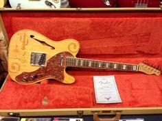 Fender Custom ShopLa Riata Carved Telecaster '93