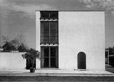 house schwend, sep ruf, munich, 1931-33   via germanpostwarmodern.tumblr.com