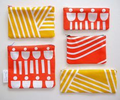Jane Foster Blog: Hand Printed Purses by Jane Foster