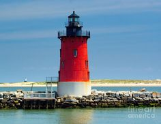 delaware lighthouses | The Delaware Breakwater Lighthouse