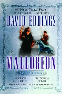 The Malloreon Volume Two – David Eddings
