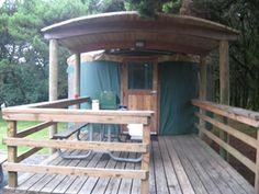 My Oregon Coast Yurt Adventure