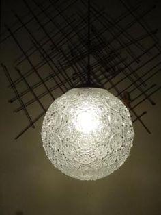 Lampe Kugel Glas Retro Vintage 60er 70er in Innenstadt - Köln Altstadt   Lampen gebraucht kaufen   eBay Kleinanzeigen