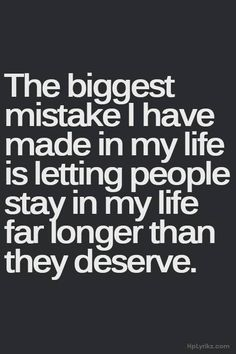 But there r lessons to b learned....dont settle if ur not completely happy! Some people dont deserve the chances u give....