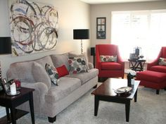 Southeast Oakville Contemporary Family Room - contemporary - living room - toronto - The Expert Touch Interiors