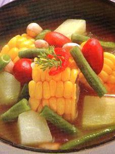 Sayur Asam Bandung International Food Recipes Resep Masakan Makanan Indonesia Food Indonesian Food Delicious Vegetables