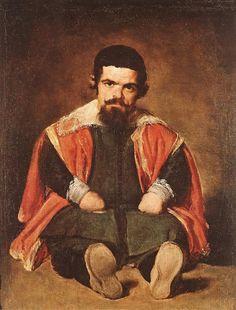 Don Sebastián de Morra, Philip IV's court jester