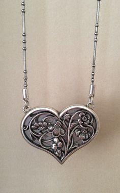 Heart Necklace - Brighton