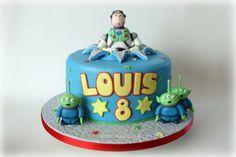 Toy Story BUZZ cake