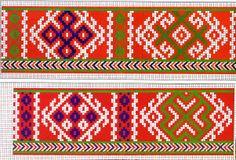 Zemgale or Semigallian Costume, Latvia