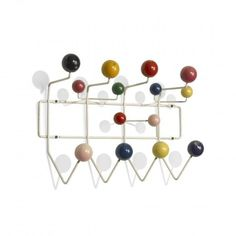 Charles and Ray Eames Designs | Charles and Ray Eames / Hang-it-All