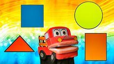 Con Barney el camión los niños y niñas aprenderán las figuras geométricas Spanish Songs, Spanish Class, Teaching Shapes, Spanish Immersion, Preschool Class, Tween, Cool Kids, Math, Youtube