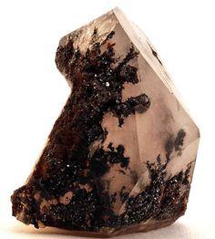 Hematite in Quartz, Musina Copper Mine, South Africa