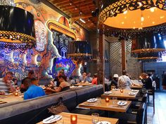 Dark yet vibrant, a visit to El Catrin is a journey of sophisticated intensity and a unique Mexican dining experience.