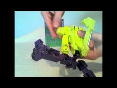 Transformers CW Devastator part 2 - Scavenger review : GotBot true Revie...