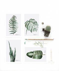 Chaque semaine, j'ai repéré… ma rubrique hebdomadaire, où je vous parle de tout ce qui m'a paru intéressant dans l'actu de la déco, des découvertes que j'ai faites sur la toile ou dans des magazines et de mes coups de cœur quasi-quotidiens. Posters Tendance plantes vertes Tout le monde se met au vert en ce moment etla nouvelle collection de Maaike Koster en est un...