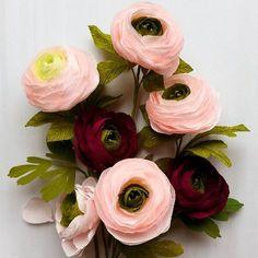 #paper #flowers #crepepaperflower #bouquet #decoration #handmade