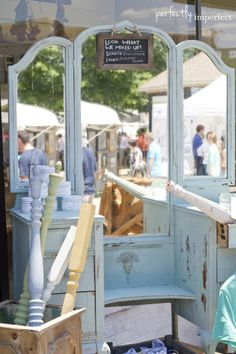 Troy Fest 2014 | Handmade Art Festival | Shop Displays | Perfectly Imperfect