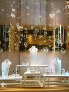 Chanel Fine Jewelry Window Display at Encore Hotel, Las Vegas: