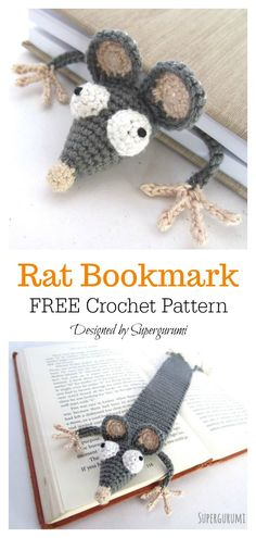 Crochet Bookmark Patterns for Every Skill Level Every crocheter has a go-to gift pattern. This collection of pretty crochet bookmark patterns can probably help you for next rush of holiday gifts. Knit Or Crochet, Crochet Gifts, Cute Crochet, Beautiful Crochet, Crochet Home, Crochet Projects, Sewing Projects, Knitting Patterns, Crochet Patterns