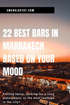 Our best addresses based on your mood. Best Cocktail Bars, Cocktail Menu, Cozy Bar, Golden Buddha, Nikki Beach, Best Rooftop Bars, Casual Night Out, Fun Cocktails, Marrakech