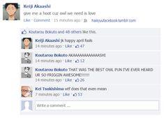 the stupid stuff haikyuu! Kuroken, Iwaoi, Bokuaka, Kagehina, Haikyuu Yaoi, Haikyuu Funny, Haikyuu Ships, All Out Anime, Me Me Me Anime