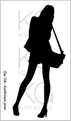 Die 124 - Konfirmant jente Stonehenge, Big Shot, Darth Vader, Student, Silhouette, Canvas, Fictional Characters, Scrapbook, Metal