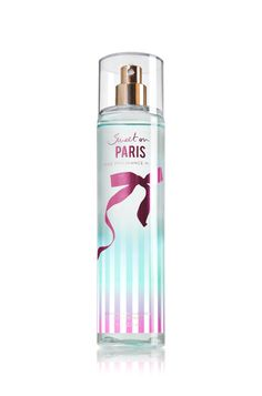 Sweet on Paris Fragrance Mist - Signature Collection - Bath & Body Works....just purchased