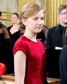 Crown Princess Elisabeth of Belgium