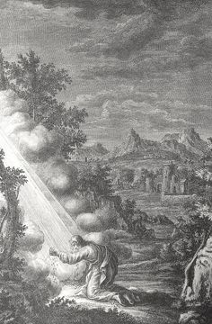 Luke in the Phillip Medhurst Collection 481 Christ's agony in Gethsemane Luke 22:44 Füssli engraved by Harder on Flickr. A print from the Phillip Medhurst Collection of Bible illustrations, published by Revd. Philip De Vere at St. George's Court,...