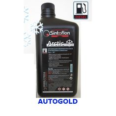 ARCTIC: additivo invernale per gasolio. Impedisce il congelamento del carburante. Estremamente efficace. by Sintoflon  www.AUTOGOLD.it