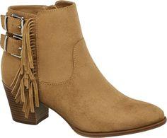 Graceland Gležnjače s resama Graceland, Ankle Boots, Wedges, Booty, Lady, My Style, Shoes, Fashion, Zapatos